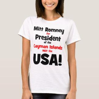 anti Mitt Romney T-Shirt