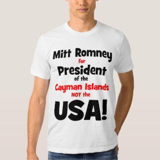anti Mitt Romney Tees