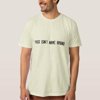 anti-name brand  shirt for anyone