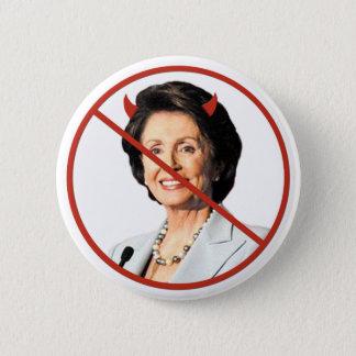 Anti Nancy Pelosi Button