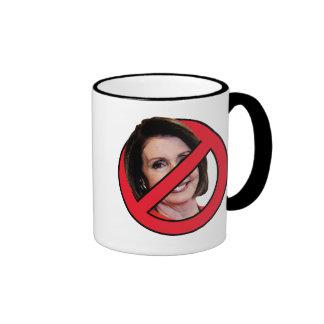 Anti Nancy Pelosi Ringer Mug