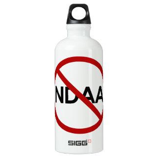 Anti NDAA National Defense Authorization Act SIGG Traveler 0.6L Water Bottle