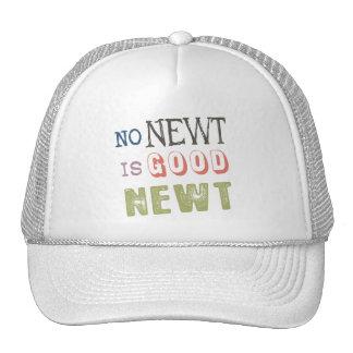 Anti-Newt Election 2012 Gear Trucker Hat