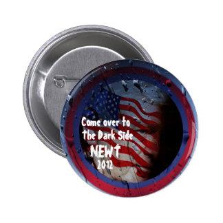 Anti-Newt Gingrich 2012 Button
