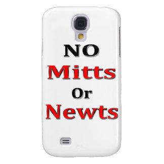 Anti Newt Gingrich Mitt Romney blk red Samsung S4 Case
