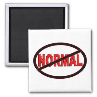 Anti - normal imán cuadrado