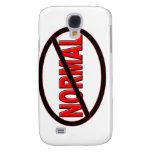 Anti - Normal Samsung Galaxy S4 Case