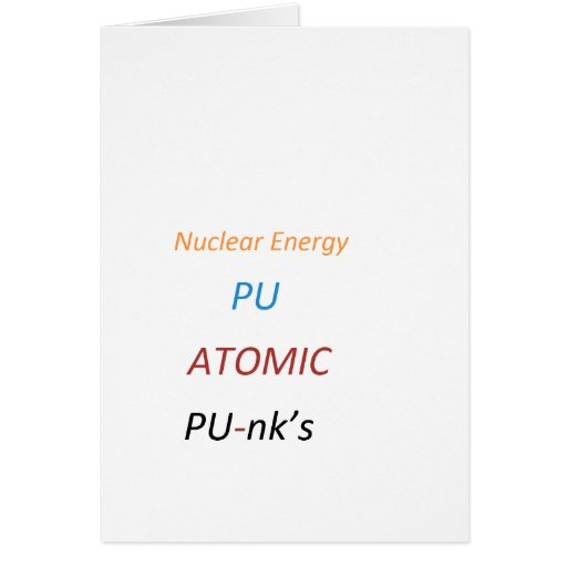 Anti Nuclear energy the fukushima Nuclear disaster Greeting Card