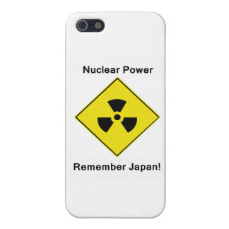 Anti Nuclear Power Case For iPhone SE/5/5s