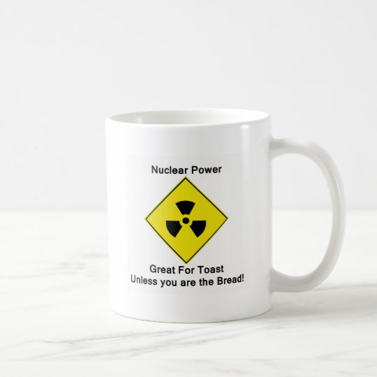Anti Nuclear Power Coffee Mug