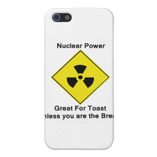 Anti Nuclear Power Cover For iPhone SE/5/5s