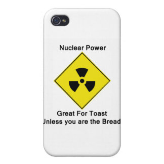 Anti Nuclear Power iPhone 4/4S Case