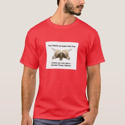 Anti Nuclear Power Logo Man's T-Shirt