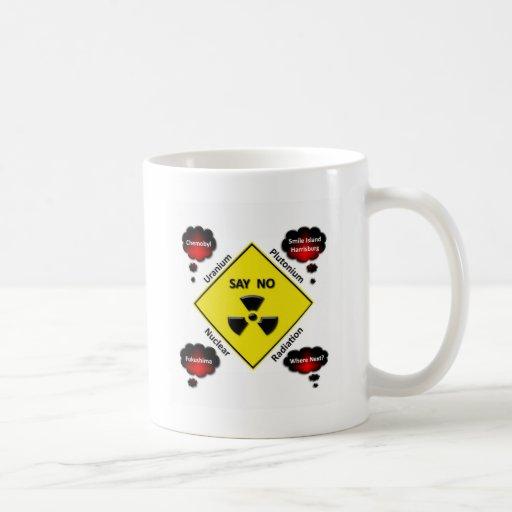 Anti Nuclear Power Logo Mug