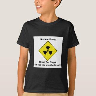Anti Nuclear Power Logo Teen Kid's T-Shirt