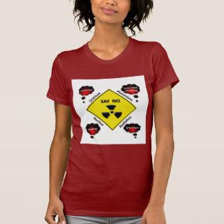 Anti Nuclear Power Logo Tshirts