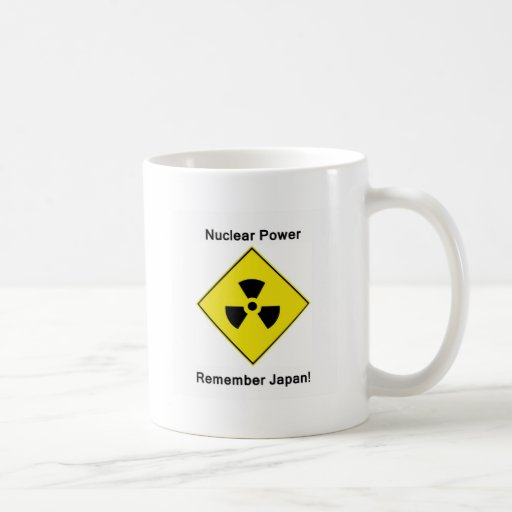 Anti Nuclear Power Mug