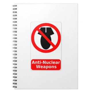 Anti-Nuclear Weapons Note Book