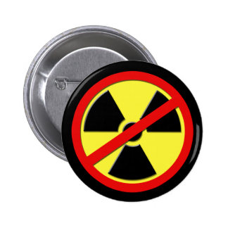 Anti Nukes 2 Inch Round Button
