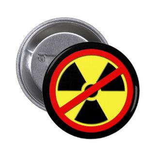 Anti Nukes Pinback Button