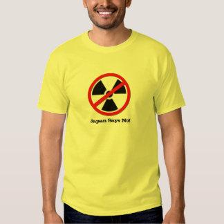 Anti Nukes T Shirt