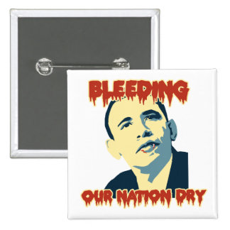 Anti Obama 2012 Button
