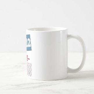 Anti Obama 2012 No Life Coffee Mug