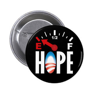 Anti Obama 2012 - Out of Hope Button
