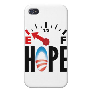 Anti Obama 2012 - Out of Hope iPhone 4 Cover