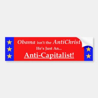 Anti-Obama 2 Bumper Sticker