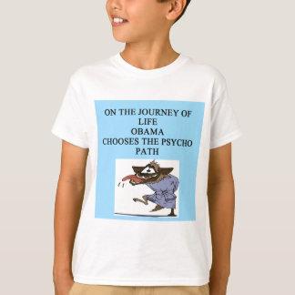 anti obama anti liberal joke T-Shirt