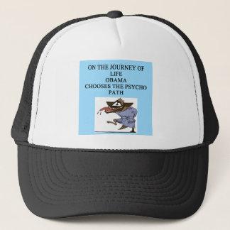 anti obama anti liberal joke trucker hat
