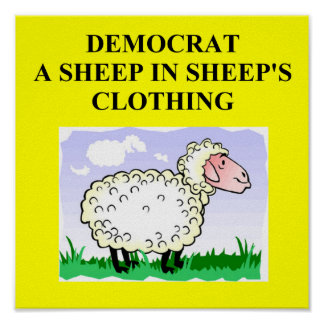 anti-obama anti-liberal póster