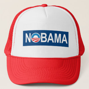 907fe73a99e Anti Obama Anti-Obama Nobama Trucker Hat