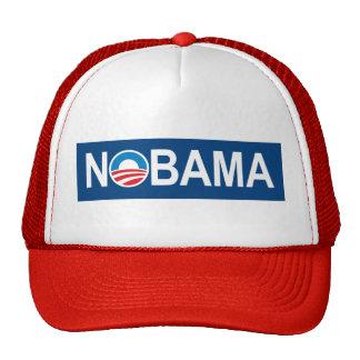 Anti Obama Anti-Obama Nobama Trucker Hat
