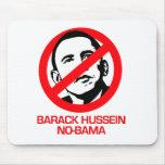 Anti-Obama - Barack Hussein Nobama Tapete De Raton