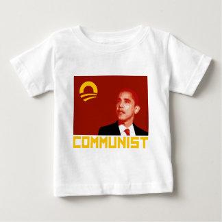 Anti-Obama: Barack Obama Communist Baby T-Shirt