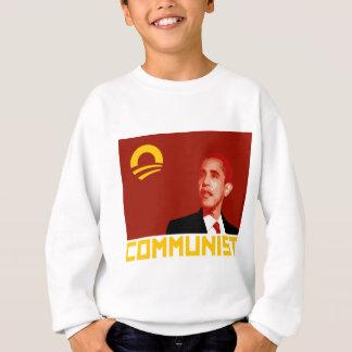 Anti-Obama: Barack Obama Communist Sweatshirt