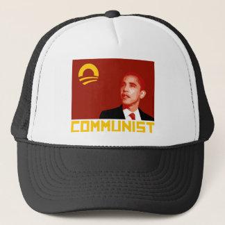 Anti-Obama: Barack Obama Communist Trucker Hat