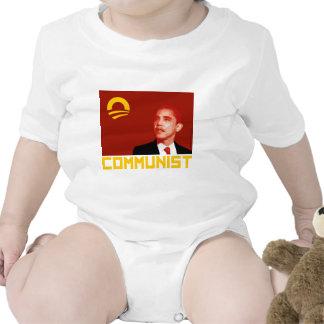 Anti-Obama Barack Obama Communist Tee Shirts