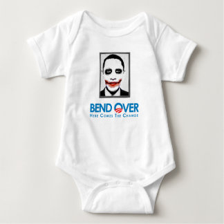 Anti-Obama - Bend Over for change Tee Shirt