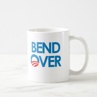 Anti-Obama - Bend Over O Coffee Mug