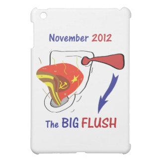 Anti Obama Big Flush Light Background iPad Mini Cover