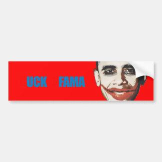 Anti-Obama - Buck Ofama blue Bumper Sticker