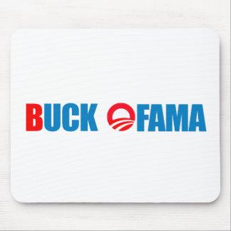 Anti-Obama - Buck Ofama Mouse Pads