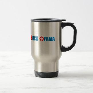 Anti-Obama - Buck Ofama Travel Mug