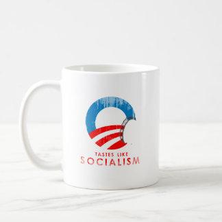 Anti-Obama Bumpersticker - los gustos tienen gusto Taza De Café