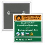 Anti-Obama: Camino al infierno pavimentado con el  Pin