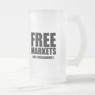 Anti-Obama - CAMISETA de los Freeloaders de los me Taza De Café