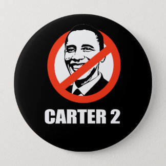 Anti-Obama - carter 2 Pinback Button